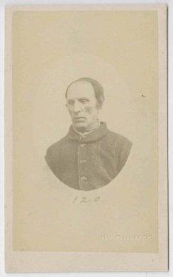 Prisoner James WYNNE